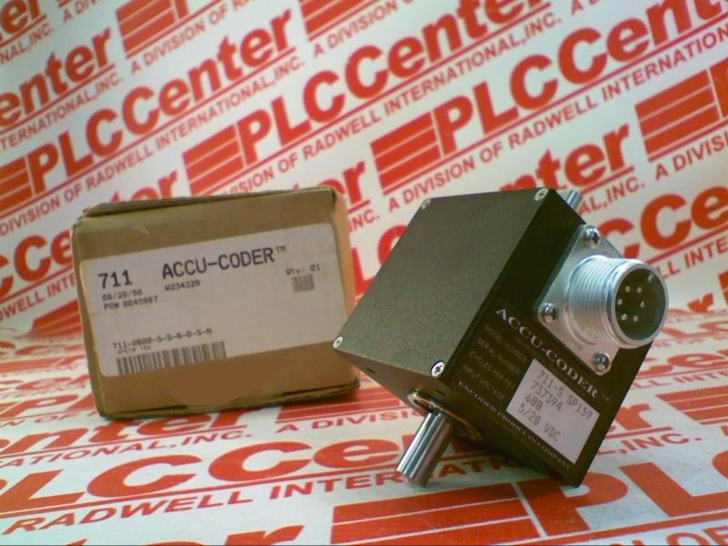 ACCU CODER 711-SSP159