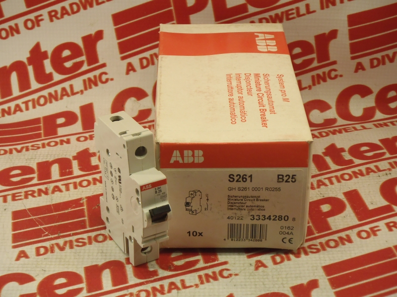 ABB S261-B25