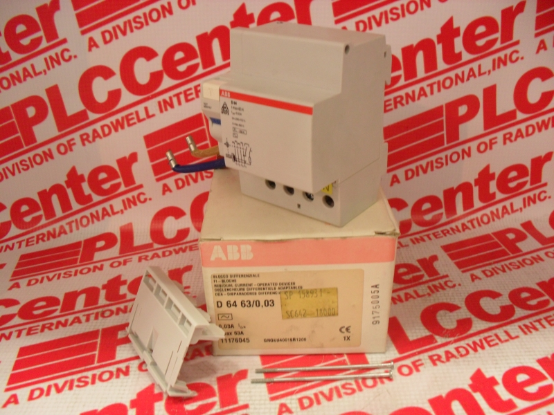 ABB D64-63/0.03