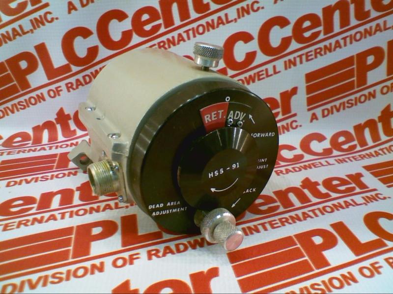 ELECTRONIC MACHINE HSS-91