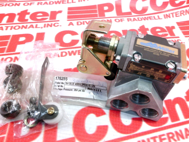 MILLER FLUID POWER 176255