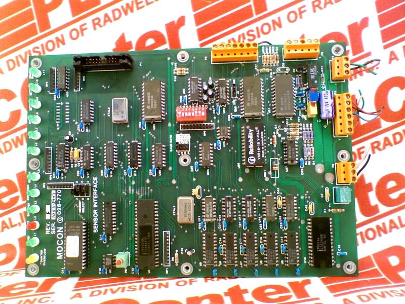 MOCON 026-770