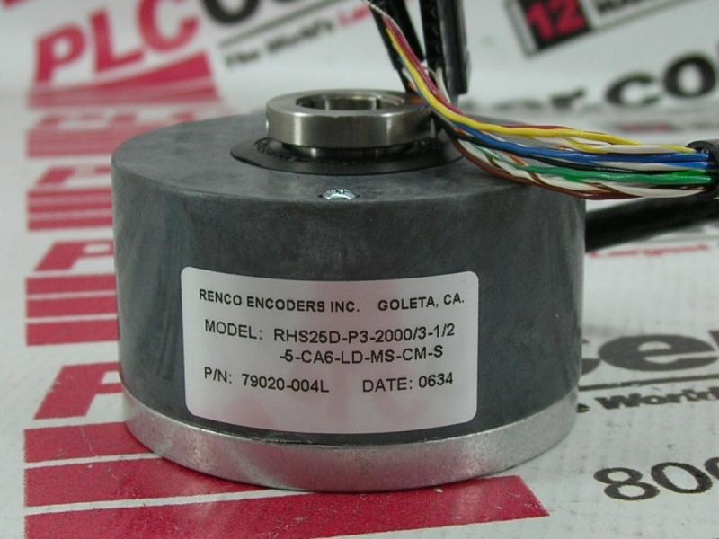 RENCO ENCODERS INC 79020004L
