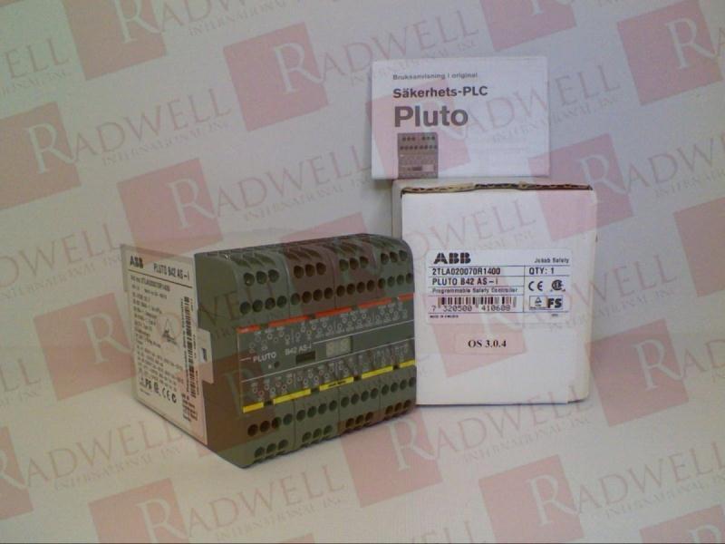 ABB Pluto-B42-AS-i