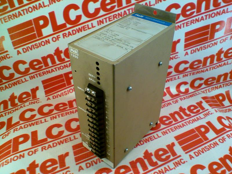 ROCHESTER INSTRUMENT SYSTEMS SC-1350