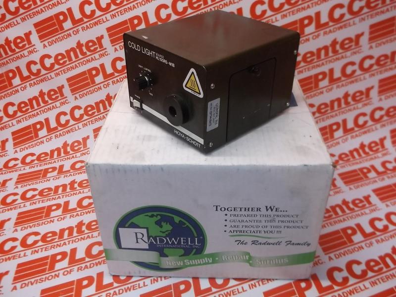 HOYA SCHOTT JCR12V100W10H