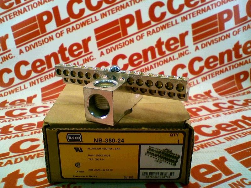 ILSCO NB-350-24