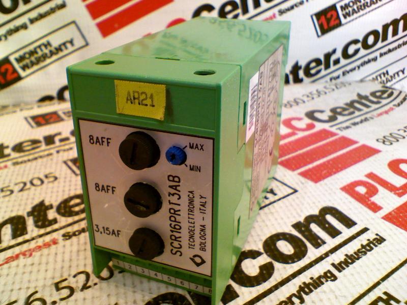 TECNO ELETTRONICA SCR16PRT3AB