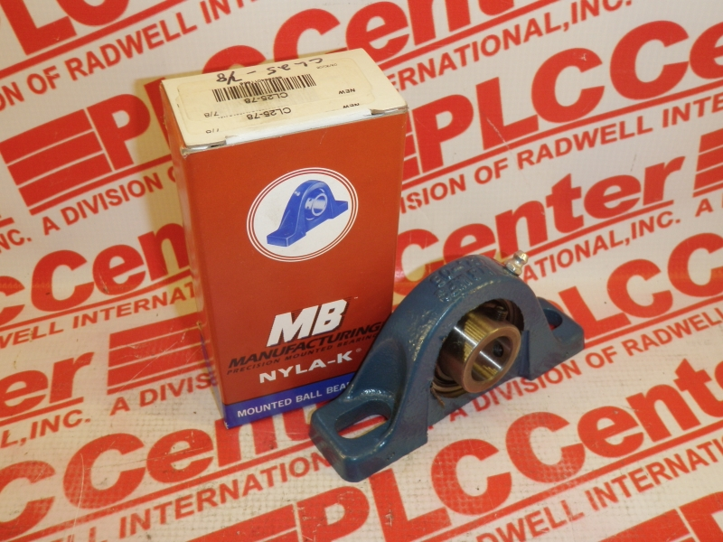 MB MANUFACTURING CL25-7/8