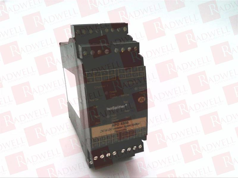 ABSOLUTE PROCESS INSTRUMENTS APD4393D