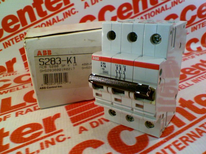 ABB S283K1