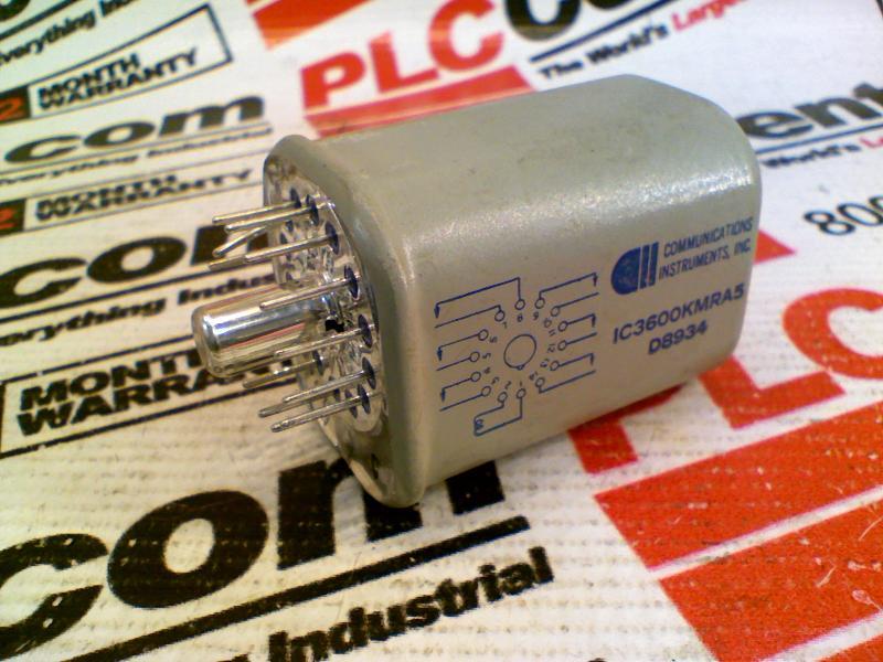 COMMUNICATION INSTRUMENTS INC IC3600KMRA5