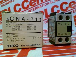 TECO WESTINGHOUSE CNA-211
