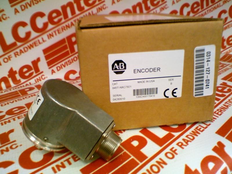 ALLEN BRADLEY 845T-NXC7921