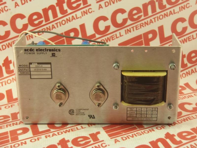 ACDC ECV12D3.4
