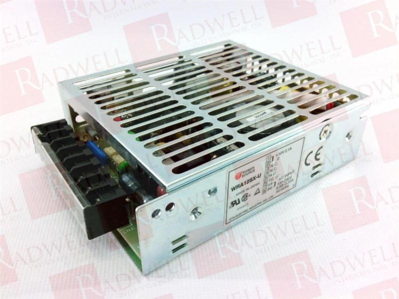 POWER SOURCE WRA12SXU