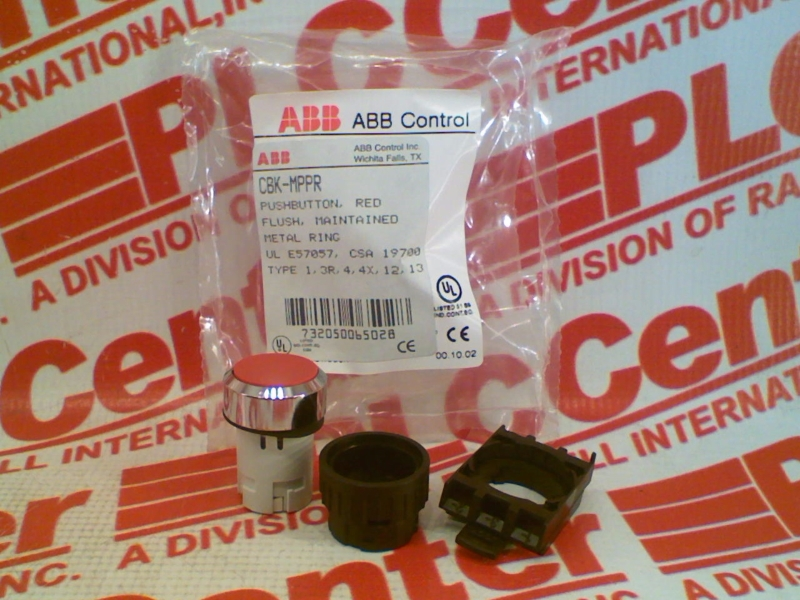 ABB CBK-MPPR