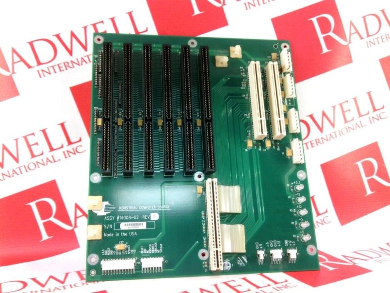 INDUSTRIAL COMPUTER 14008-02