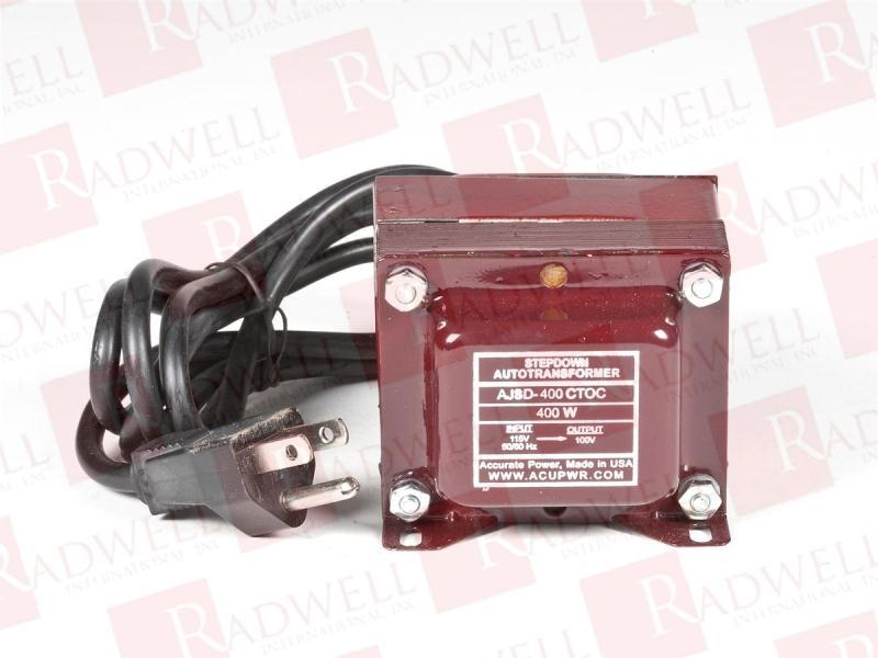 ACUPWR AJSD400