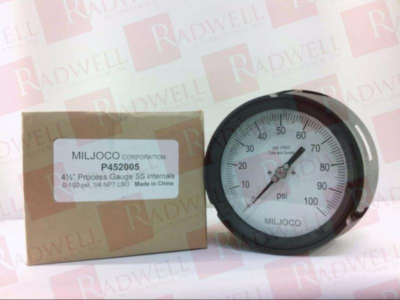 MILJOCO  CORP P452005