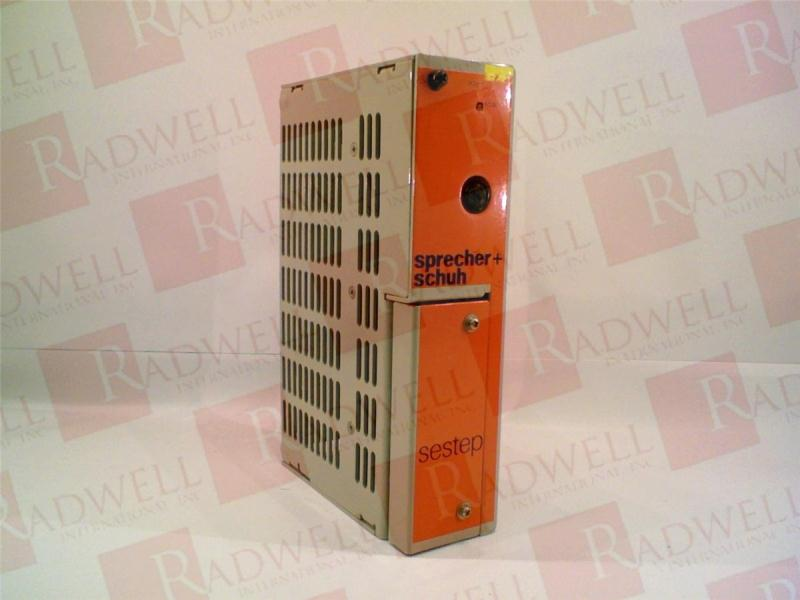 S&S ELECTRIC PSU-2