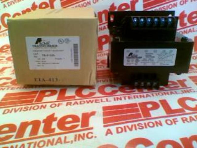 ACME ELECTRIC TB-81325