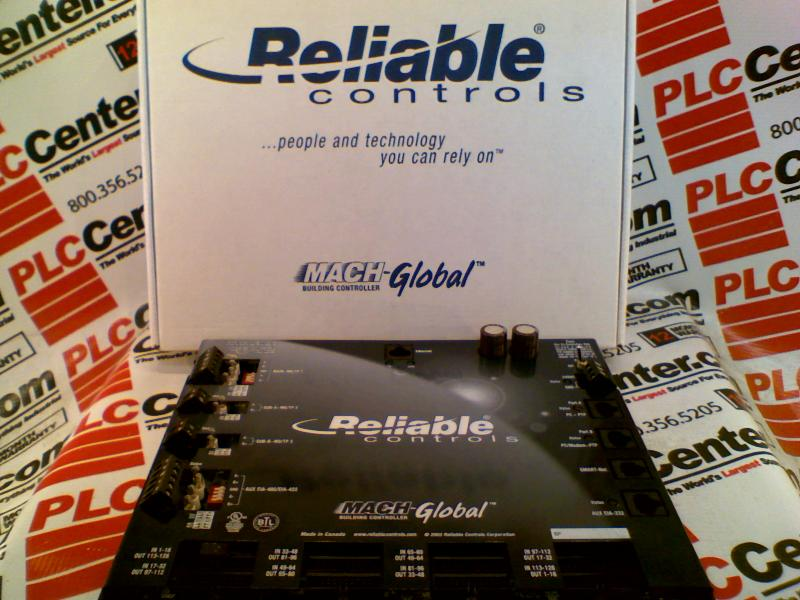 RELIABLE CONTROLS MG