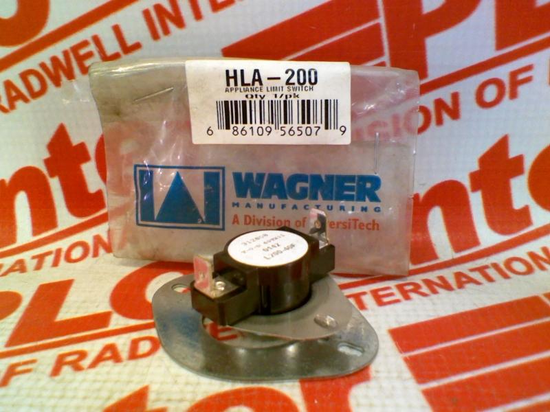 WAGNER MANUFACTURING HLA-200