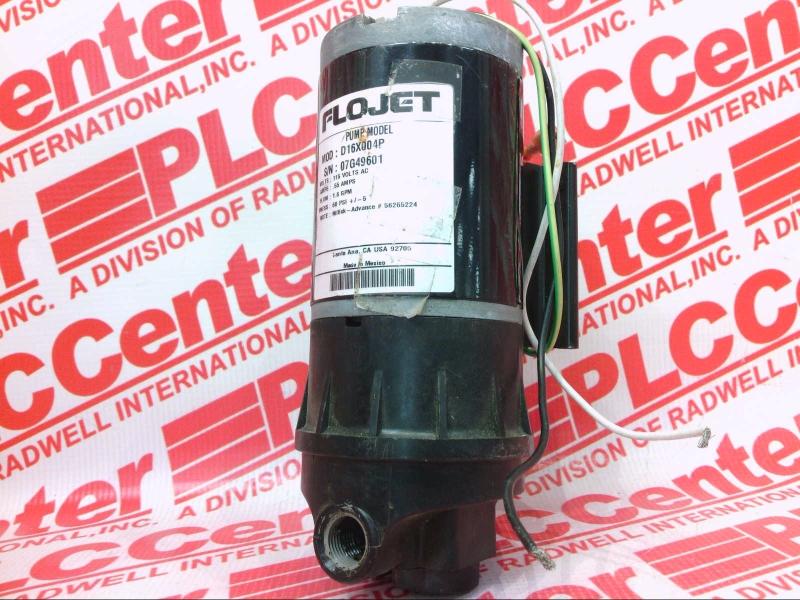 ITT FLOJET D16X004P