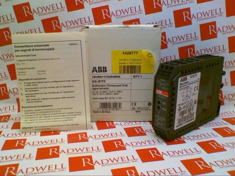 ABB CC-E/TC