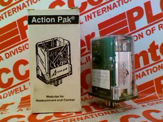 ACTION PAK 3200-255S