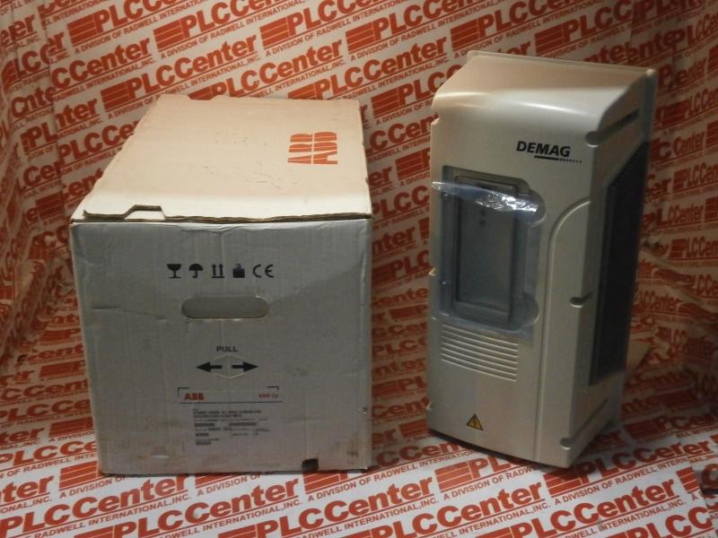 ABB ACS800-DEMAG-01-0005-3+B056+E200+0J400+L501+L502+N672
