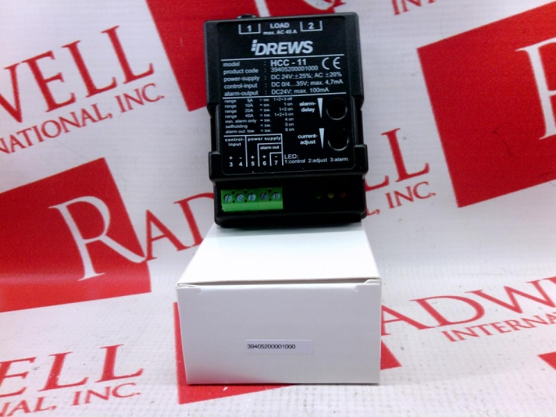 DREWS ELECTRONIC 39405200001000