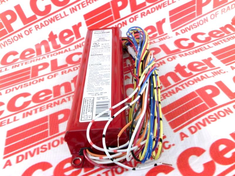 BODINE ELECTRIC B90
