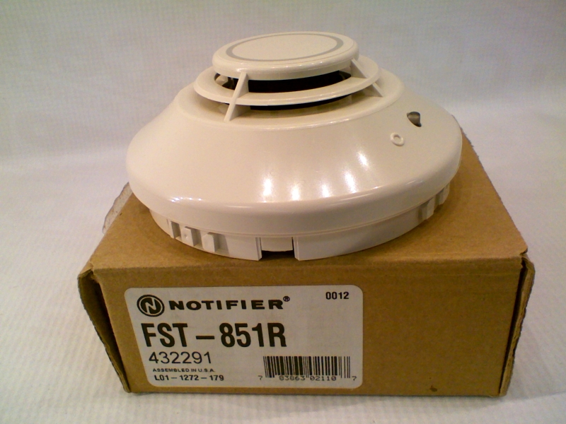 NOTIFIER CO FST-851R