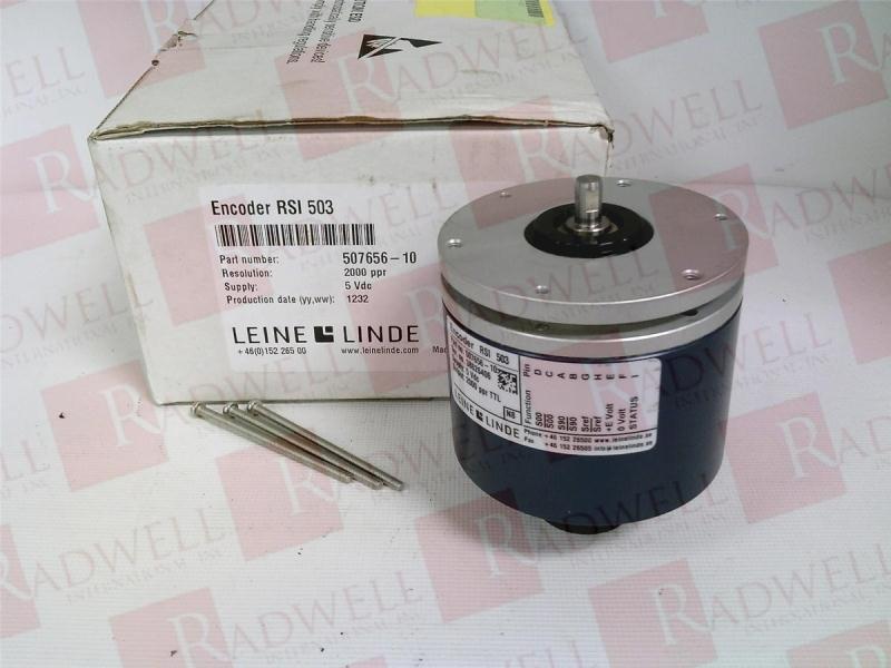 LEINE & LINDE 507656-10