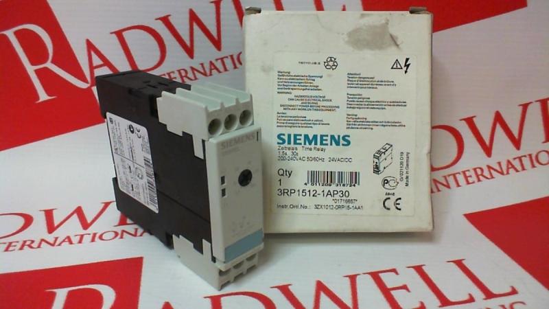 SIEMENS 3RP1-512-1AP30