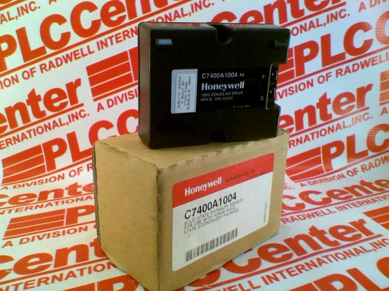 HONEYWELL C7400A-1004