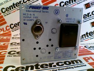 POWER ONE HC2-6-A