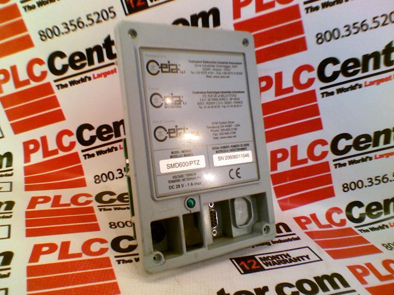 CEIA SMD600/PTZ