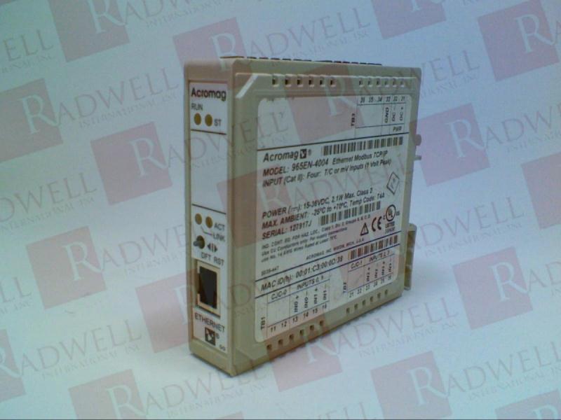 ACROMAG 965EN-4004