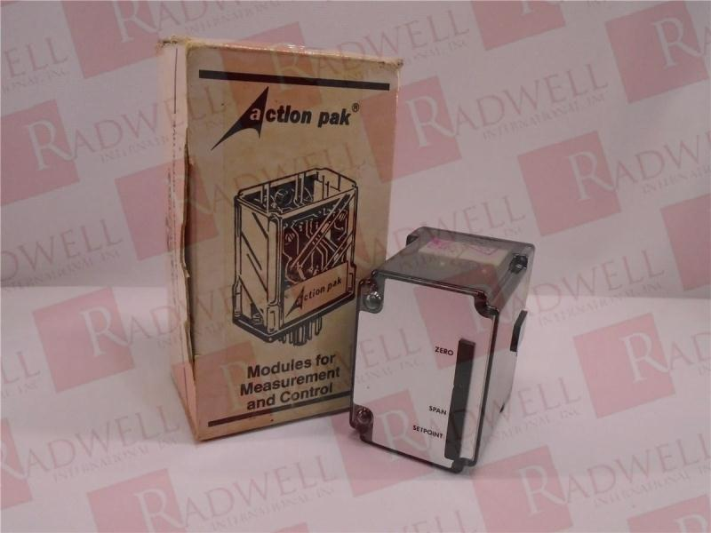 ACTION PAK MDL-1600-6040