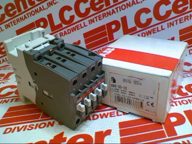 ABB A40-30-10-230-240V-50HZ/240-260V-60HZ