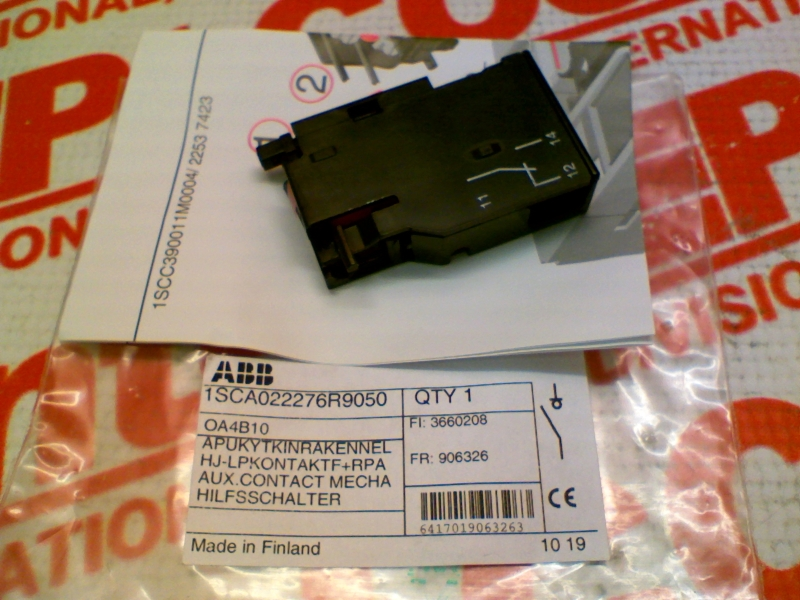 ABB 1SCA022276R9050