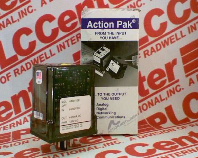 ACTION PAK 43001281