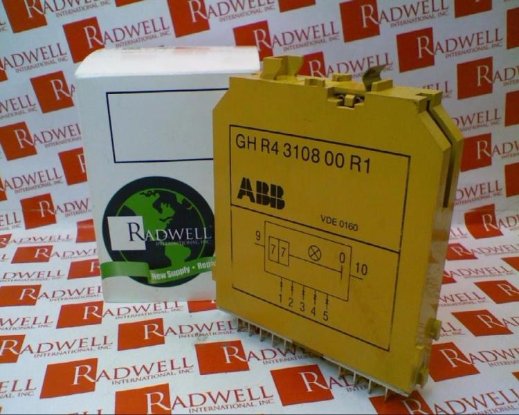 ABB GH-R4-3108-00-R1