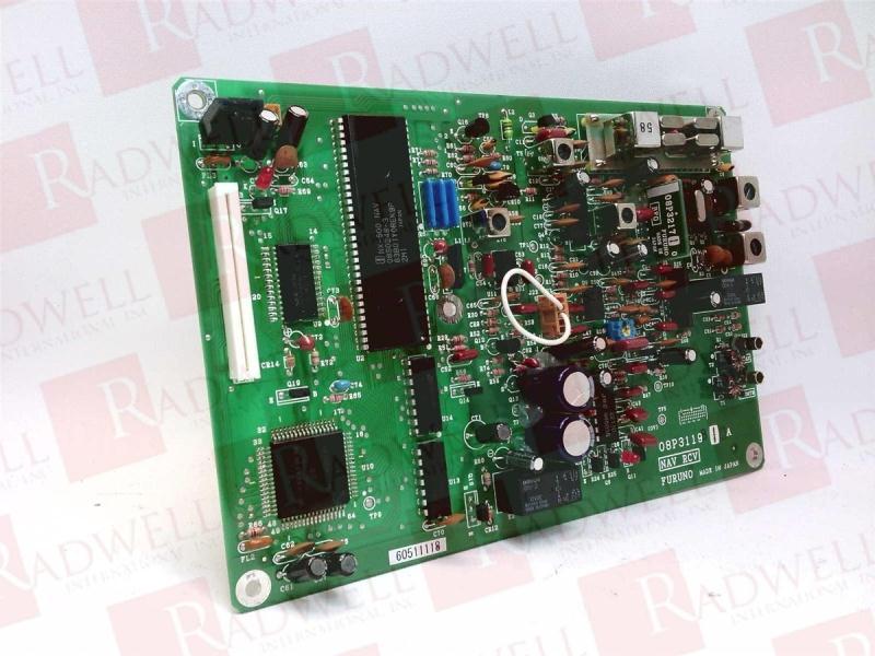 FURUNO ELECTRIC 08P3119B