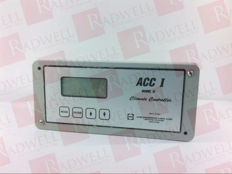 ACME ENGINEERING MFG ACC-I