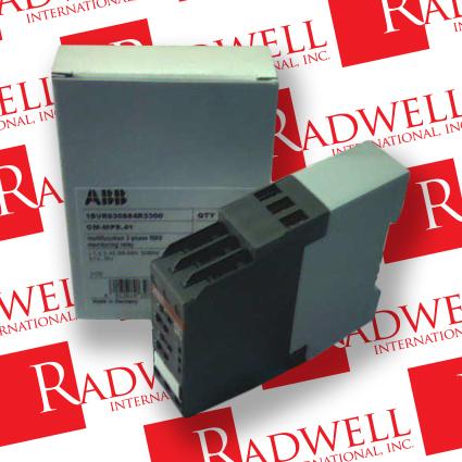 ABB 1SVR630884R3300