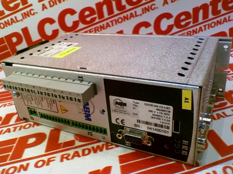 ABM CDD32.004.C2.0.BO